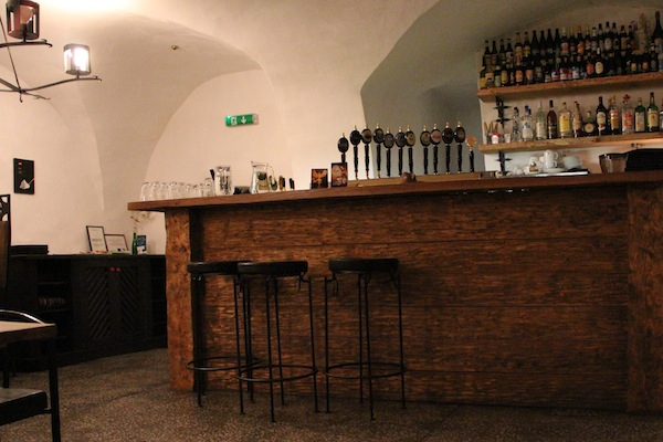 """Porgu bar Tallinn Estonia"""