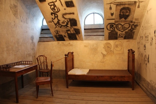 Student Prison at the University of Tartu: The A-Holes of History