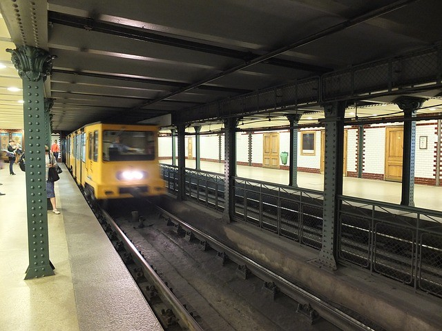 Budapest Itinerary Metro