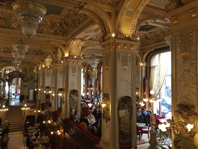 New York Cafe Budapest Itinerary