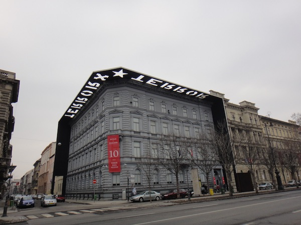 Budapest itinerary house of terror