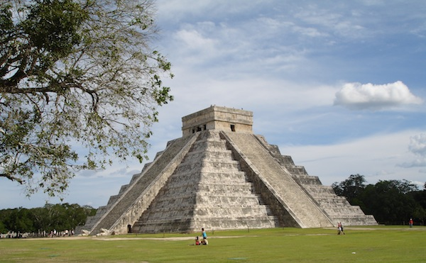 The A-Holes of History: The Mayans