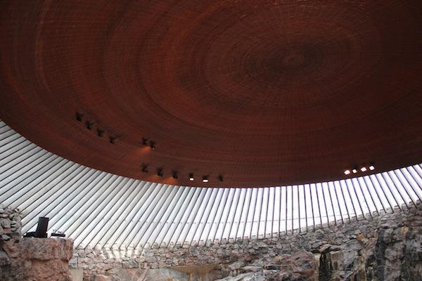 """""""Helsinki's Rock Church"""""""