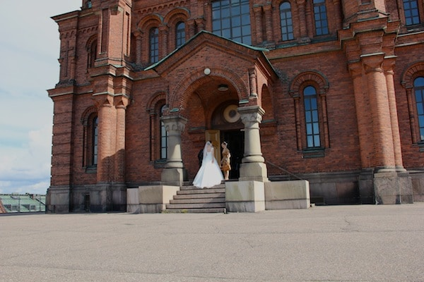 """Helsinki Red Church"""