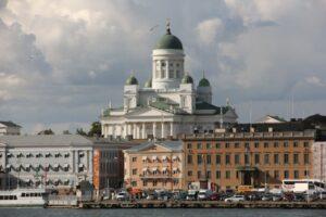 """Helsinki's White Church"""