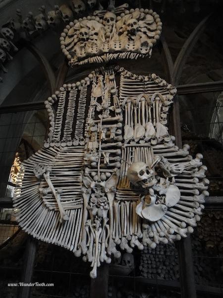 Bone Church In Kutna Hora Czech Republic Wandertooth