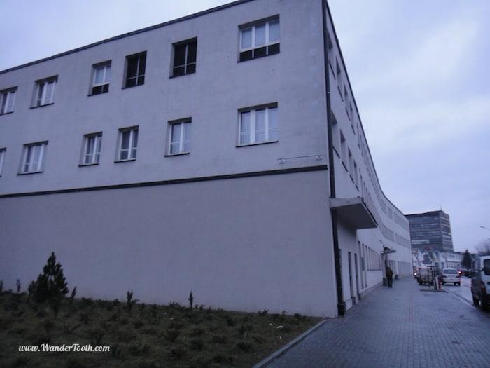 """""""Schindler Museum Krakow"""""""