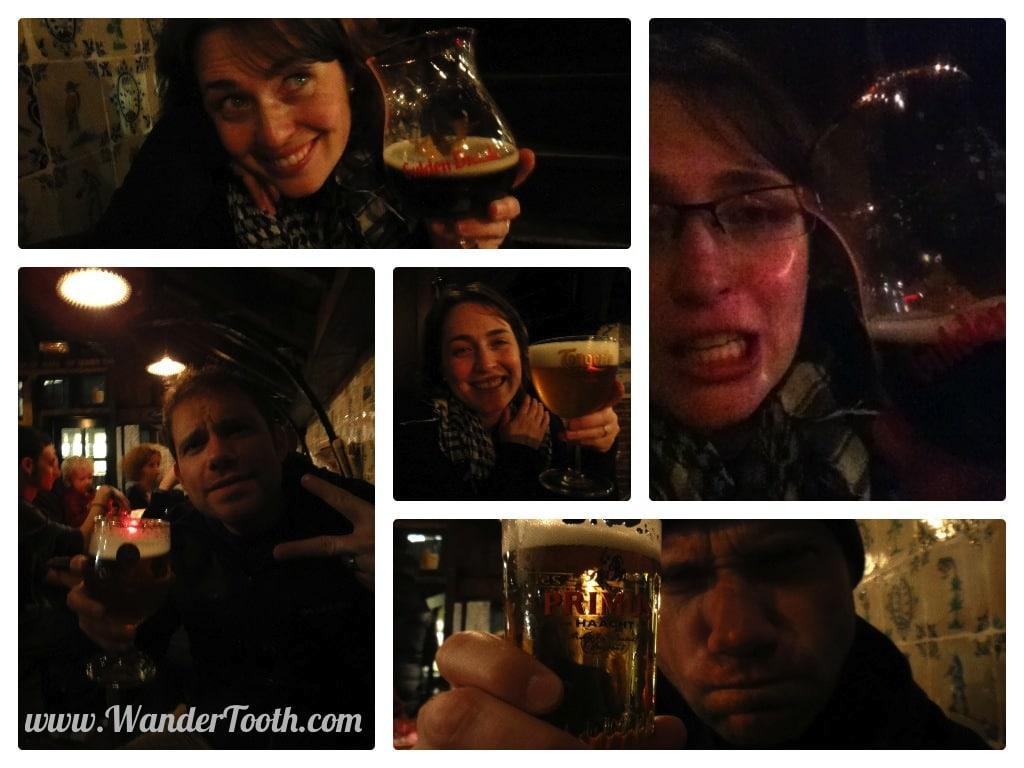 Belgian Beer in Belgium: Around the World in 80 Drinks