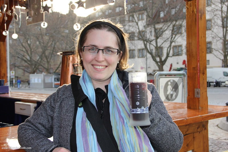Mulled wine in Germany