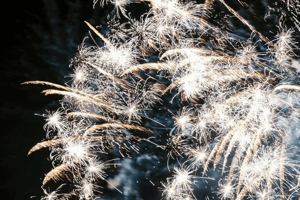Yanshui Beehive Fireworks Festival Taiwan