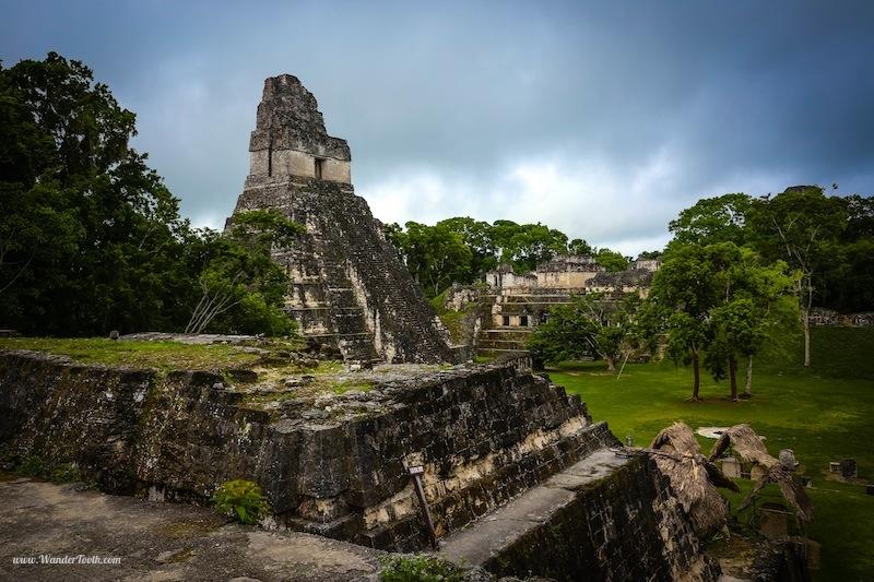 Tikal Guatemala Tikal Grand Plaza Guatemala
