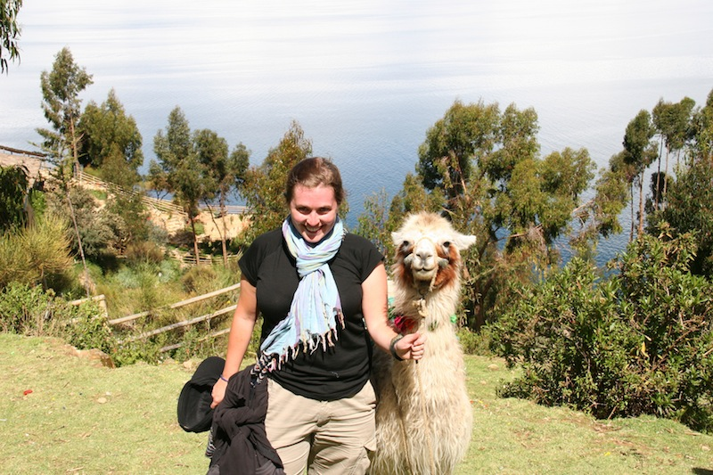 Lake Titicaca Boliva