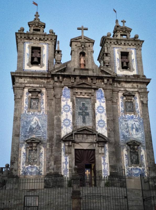 A church in Porto