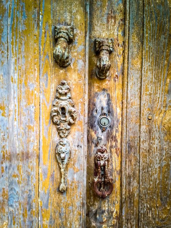 Antique knockers