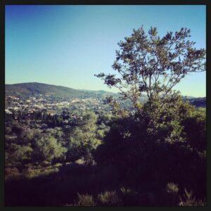 Algarve Portugal Hills