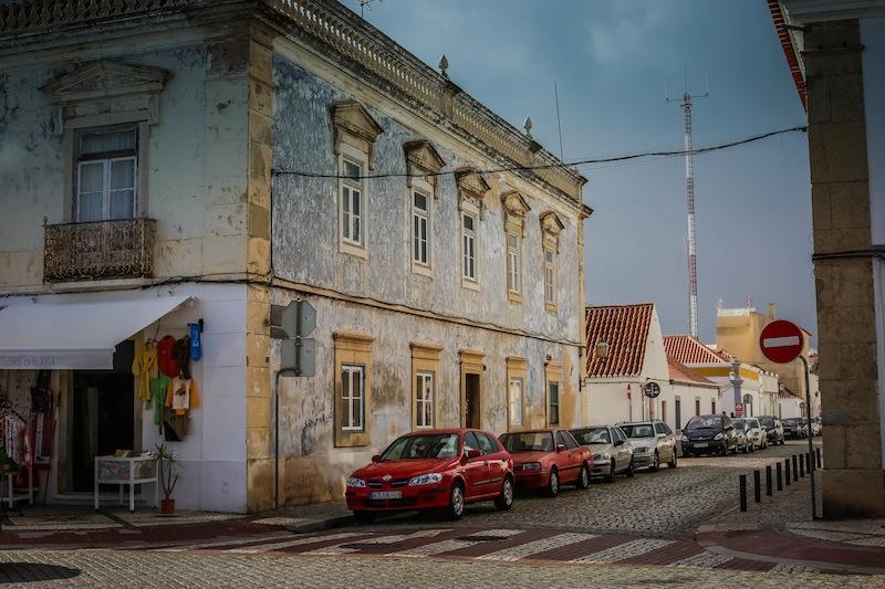 Vila-Real-Santo-Antonio-Street