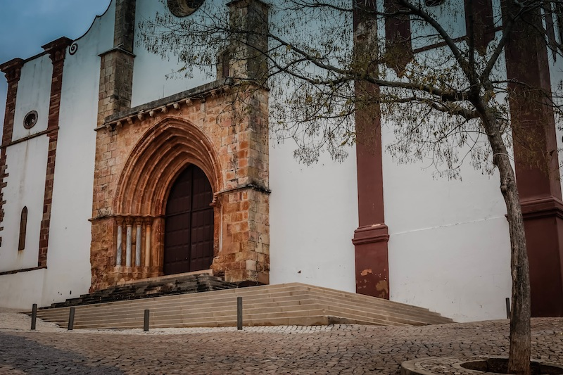 Cathedral Silves, Portugal