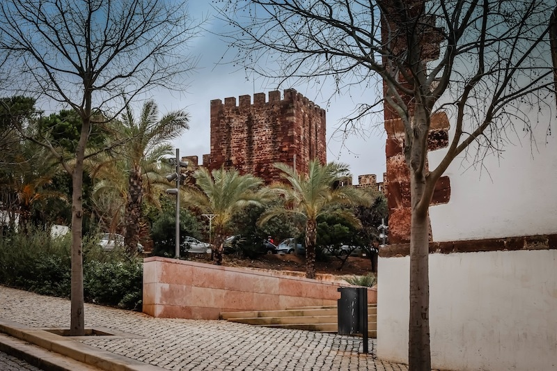 Silves Castle Portugal