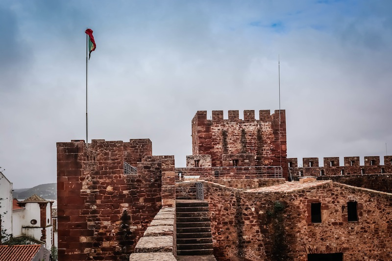 Silves Portugal Castle