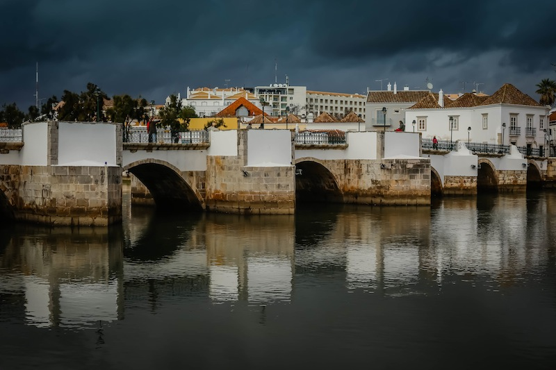 Tavira-portugal-bridge