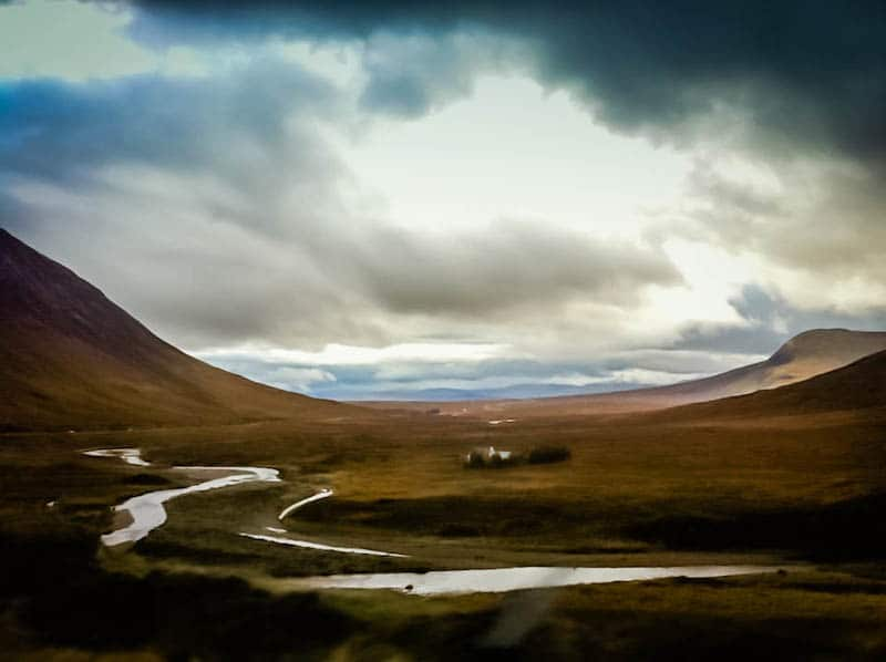 Great shot of the Scottish landscape by our friend Marco
