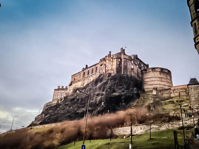 And if you're confused after that, maybe this picture of Edinburgh castle will make you feel better