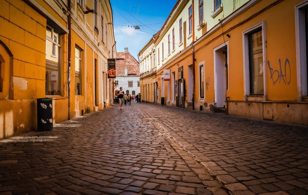 Cluj ended up being one of our favourite cities in Romania. It is a university town and has a young, international vibe