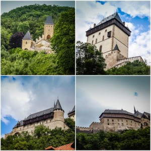 Karlštejn Castle Czech Republic