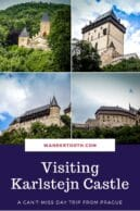 day trip to karlstejn castle from prague