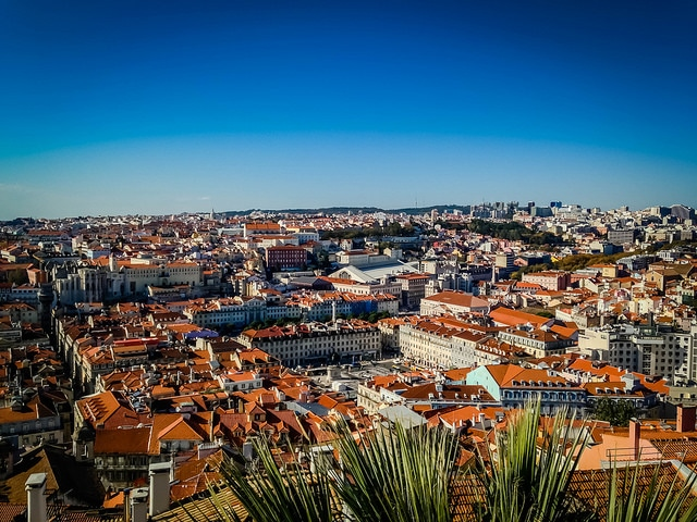 Lovely Lisbon, Portugal.