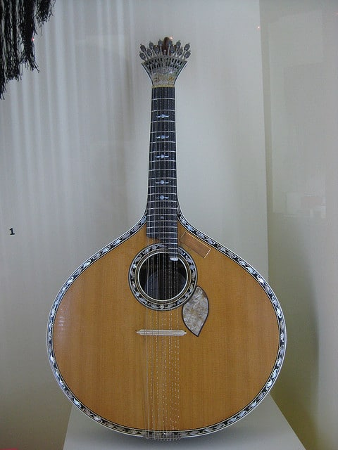 The Portuguese Guitar - photo by cristinacosta via Flickr