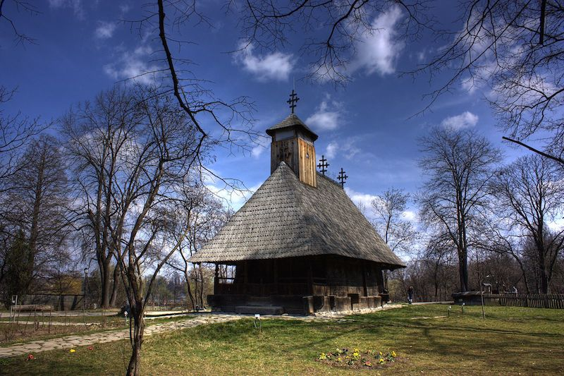 Things to do in Bucharest - The Village Museum photo credit: Klearchos Kapoutsis via wikicommons