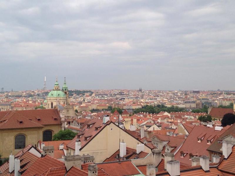 Prague-Czech-Vew