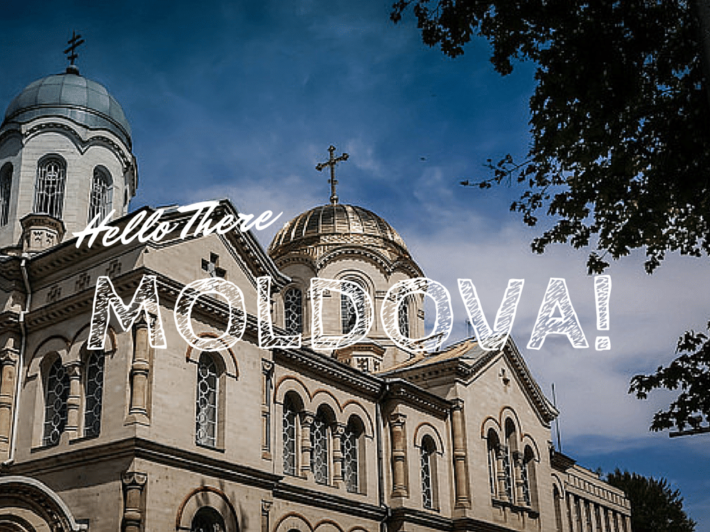 Moldova: Stepping Back in Time