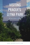 prague letna park