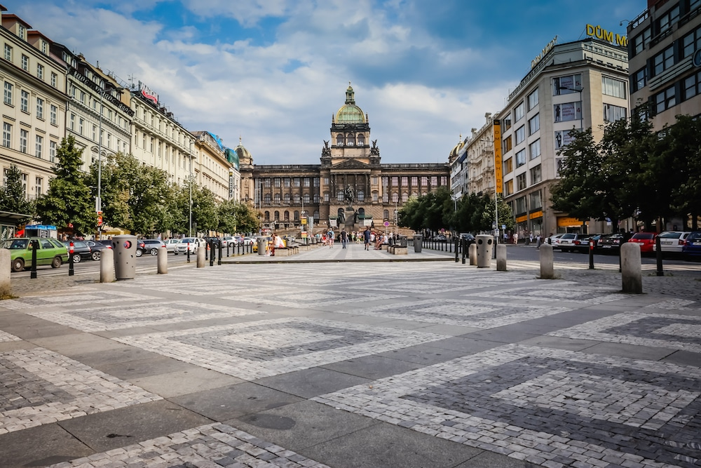 st wenceslas square
