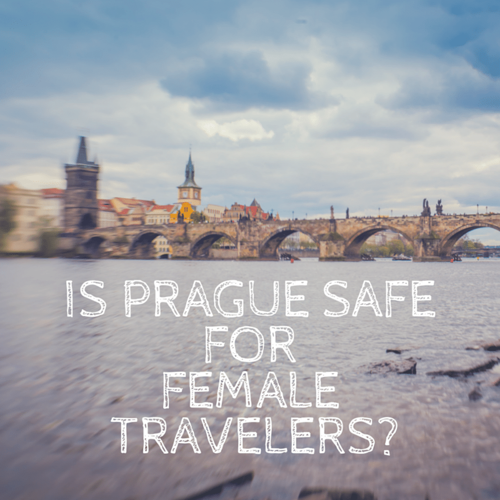 Is Prague Safe Article