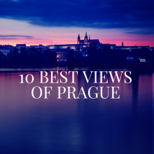 10 best views of Prague