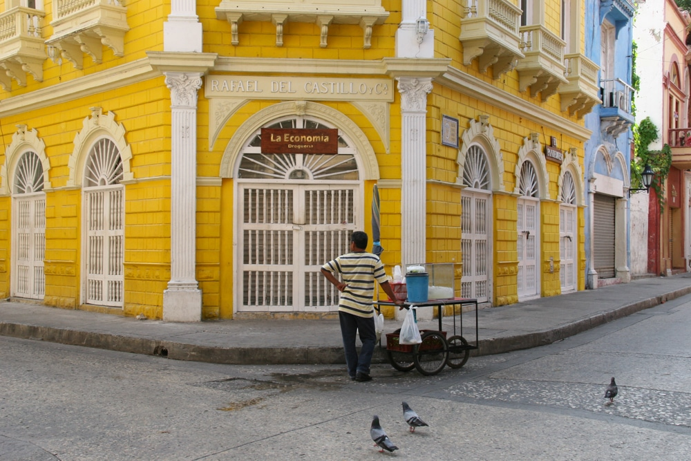 Travel Between the Lines Cartagena Colombia