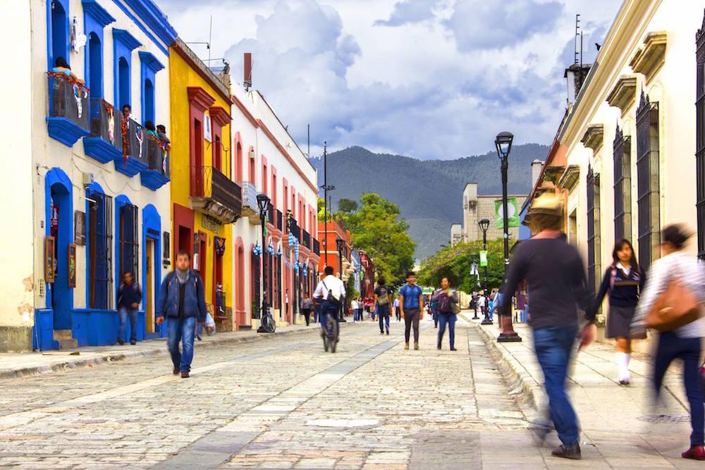 Alcala Oaxaca Mexico