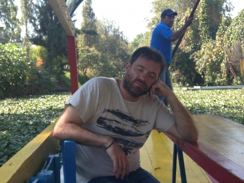 Geoff matthews wandertooth napping