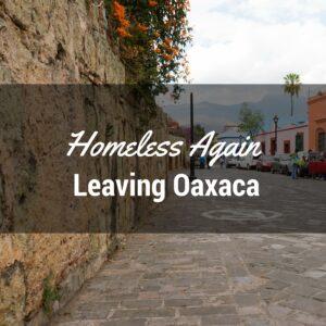Digital Nomad Life Oaxaca Mexico