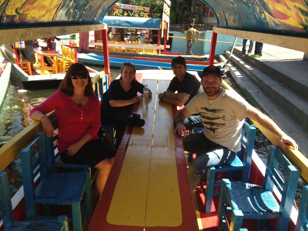 Xochimilco Boat