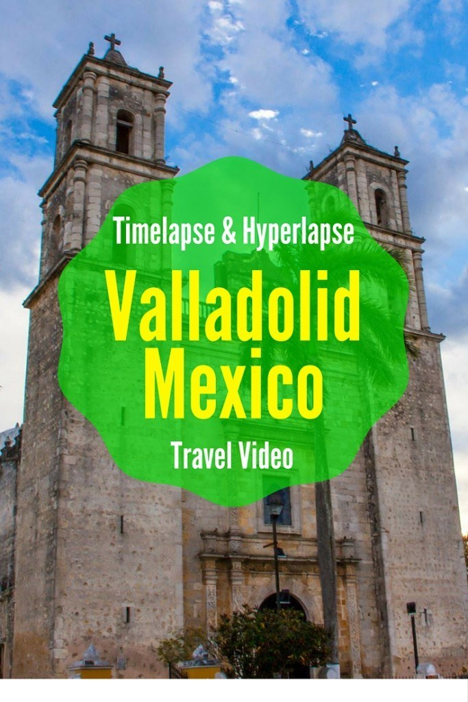 Valladolid Mexico Travel Video