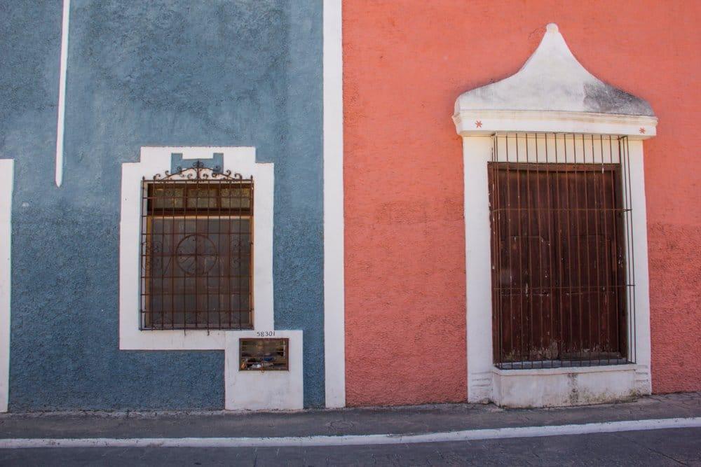 Calle de los Frailes Valladolid Mexico