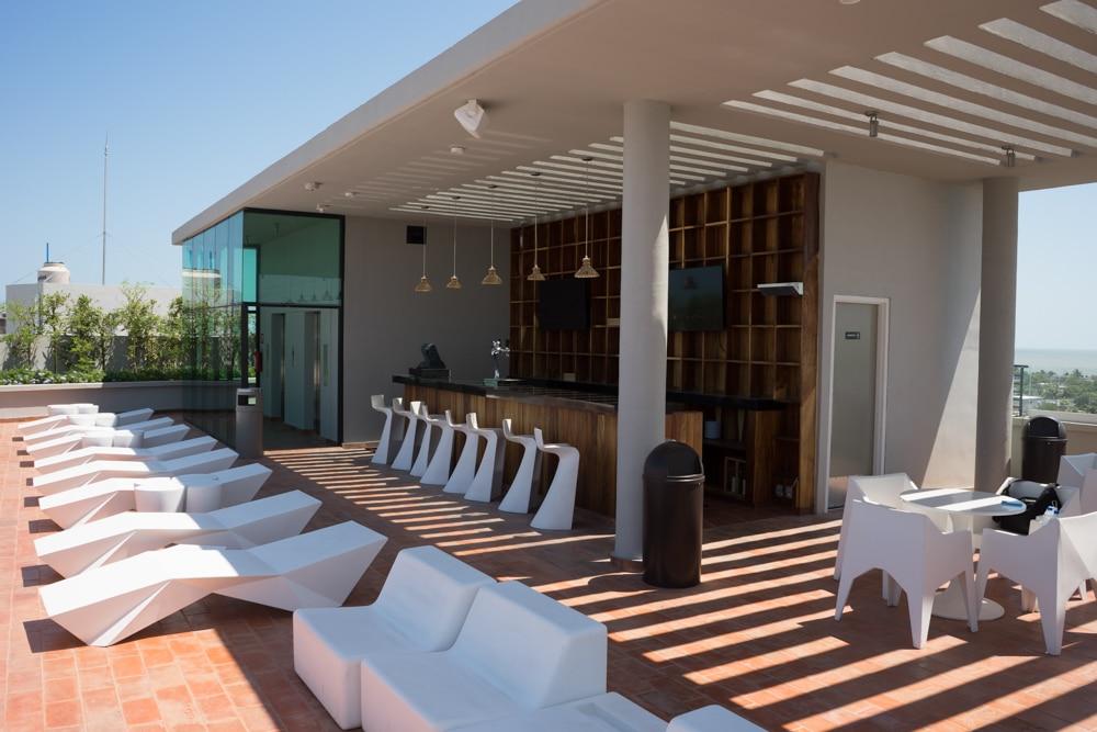 Courtyard Marriott Ciudad del Carmen Rooftop