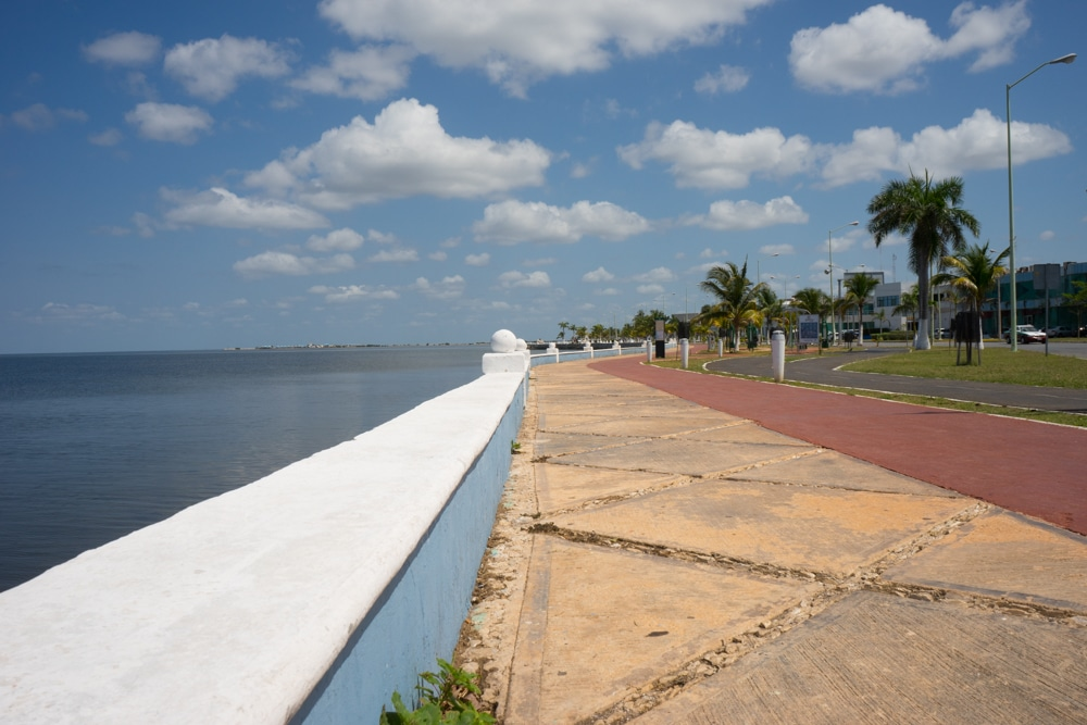 Malecon is a top thing to do in Campeche