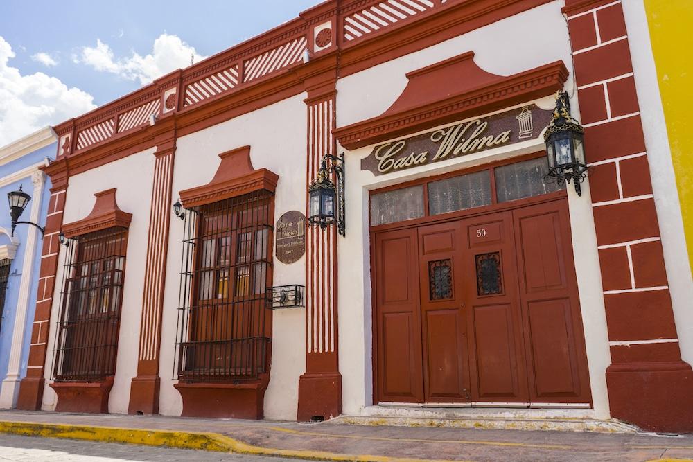 Casa Wilma Shop in Campeche Mexico