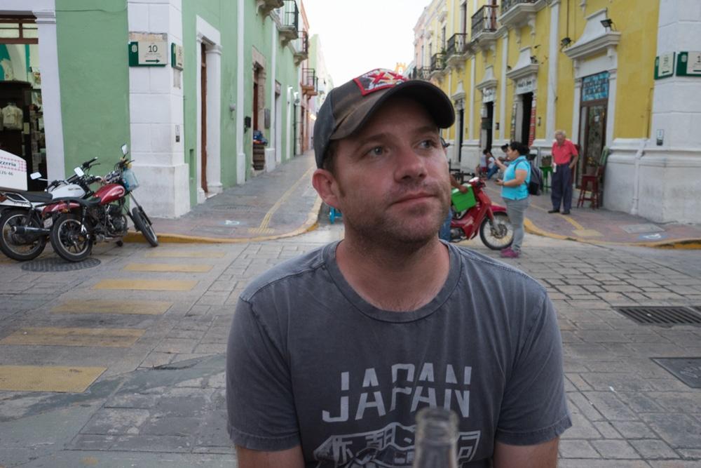 Geoff Matthews Wandertooth Campeche Mexico