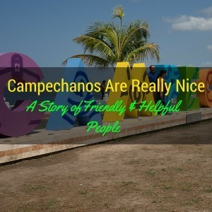 Campeche friendly people